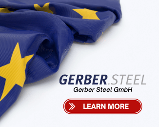 Advertisement: Gerber Steel GmbH