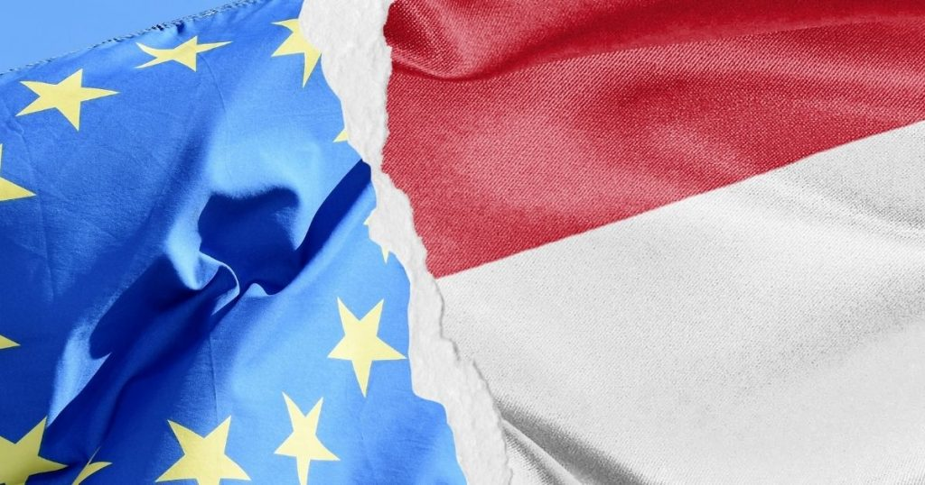 EU files WTO request against Indonesian export restrictions on stainless steel raw materials