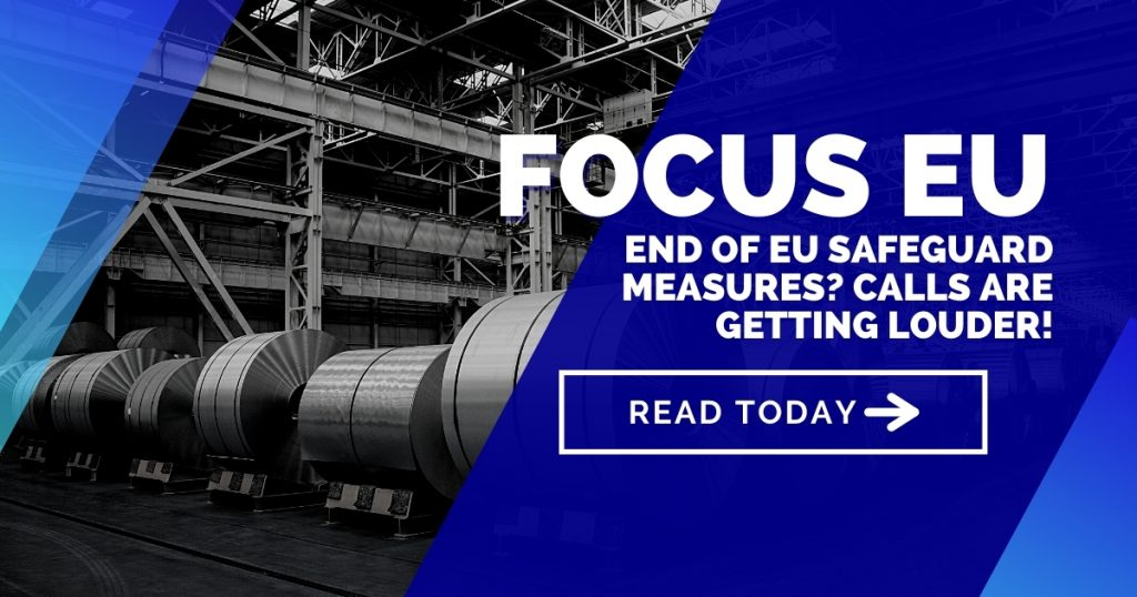 EU SAFEGUARD MEASURES: CALLS FOR IMMEDIATE END GROW LOUDER