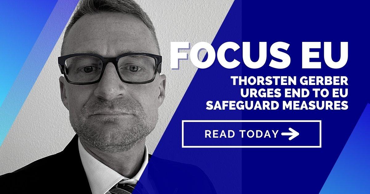 Gerber Steel GmbH urges end to EU Safeguard measures