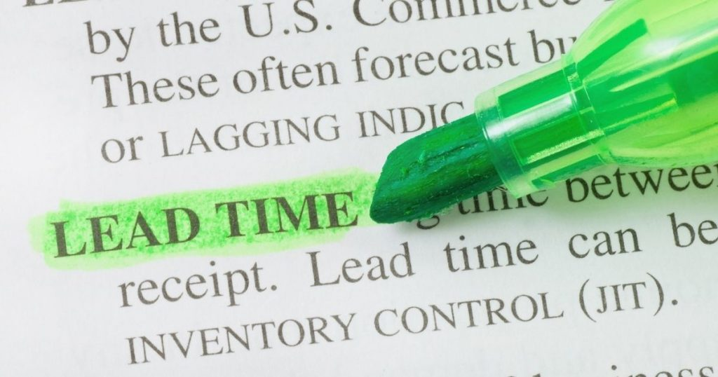 Europe: Lead times for certain steel products now in December 2021