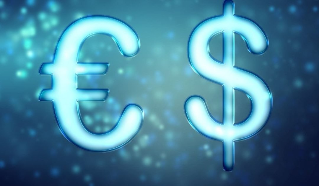 What are the Euro and Dollar (EUR/USD) actually doing at the moment?