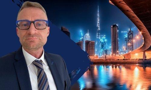 Thorsten Gerber, CEO Gerber Steel Group