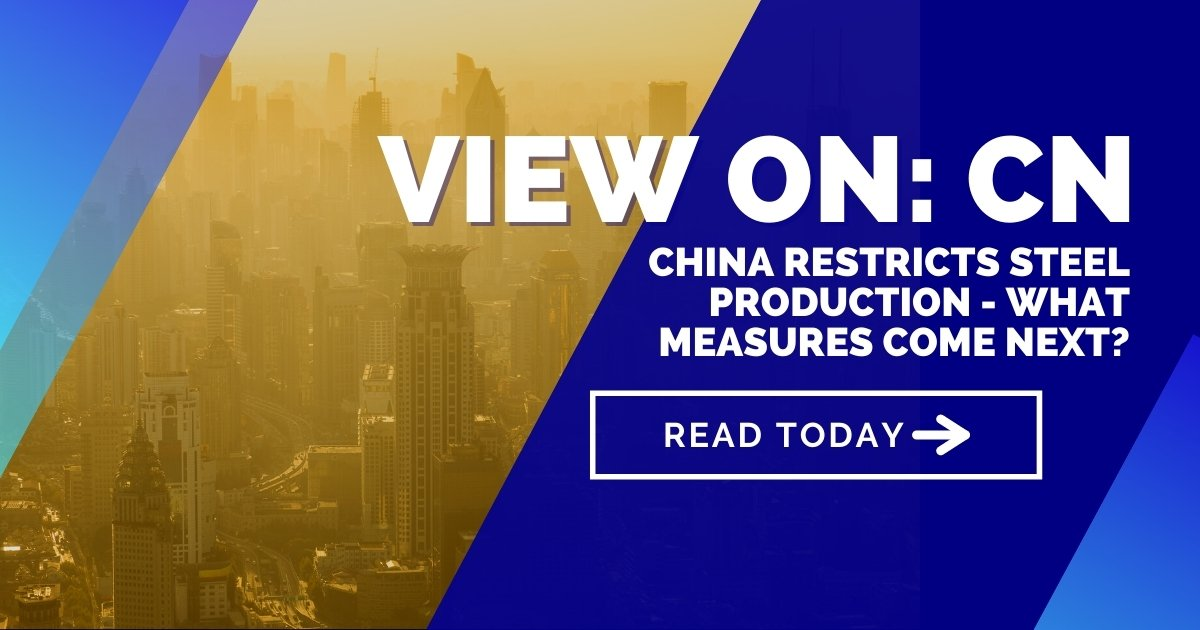 China restricts steel production - what measures come next?