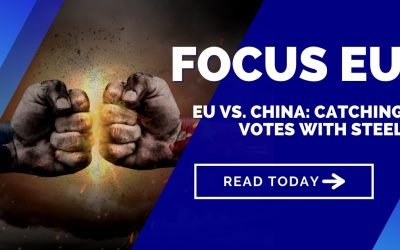 EU vs. China: Catching Votes with Steel again