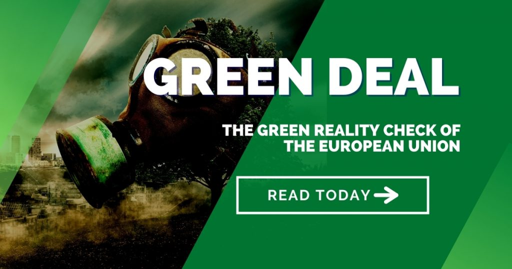 The Green Reality Check of the European Union