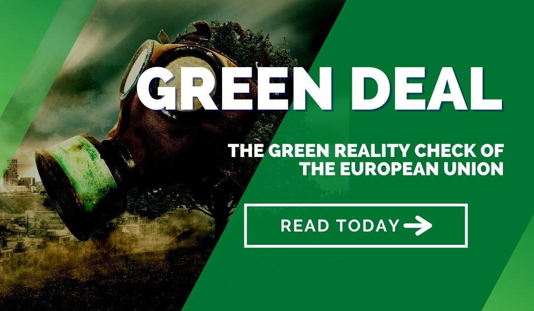 European Union: The Green Reality Check – Opinion