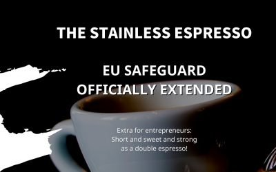 Stainless Espresso: Safeguard officially extended