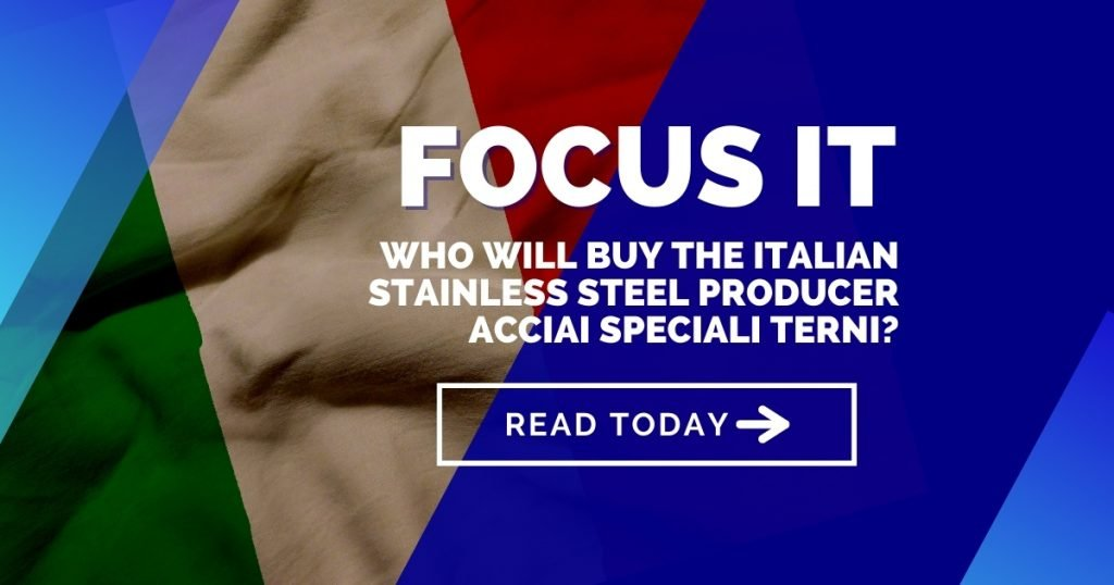 AST: Who will buy the Italian stainless steel producer Acciai Speciali Terni?